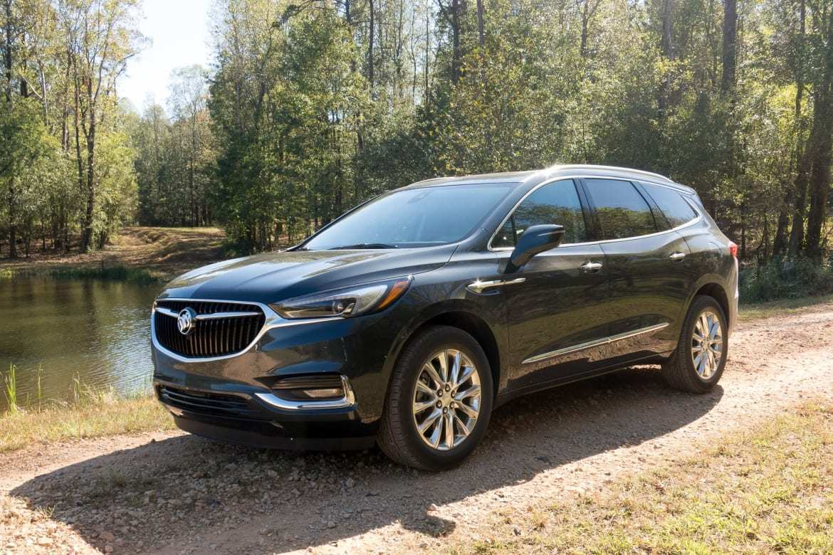 93 Gallery of The 2019 Buick Enclave Wheelbase Review New Concept with The 2019 Buick Enclave Wheelbase Review