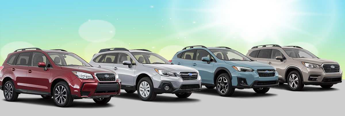 93 Great 2019 Subaru Lineup Spy Shoot for 2019 Subaru Lineup