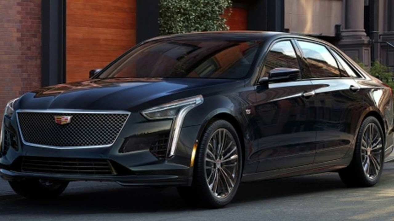 93 Great New Cadillac Ct6 V Sport 2019 Picture Release Date And Review Speed Test by New Cadillac Ct6 V Sport 2019 Picture Release Date And Review