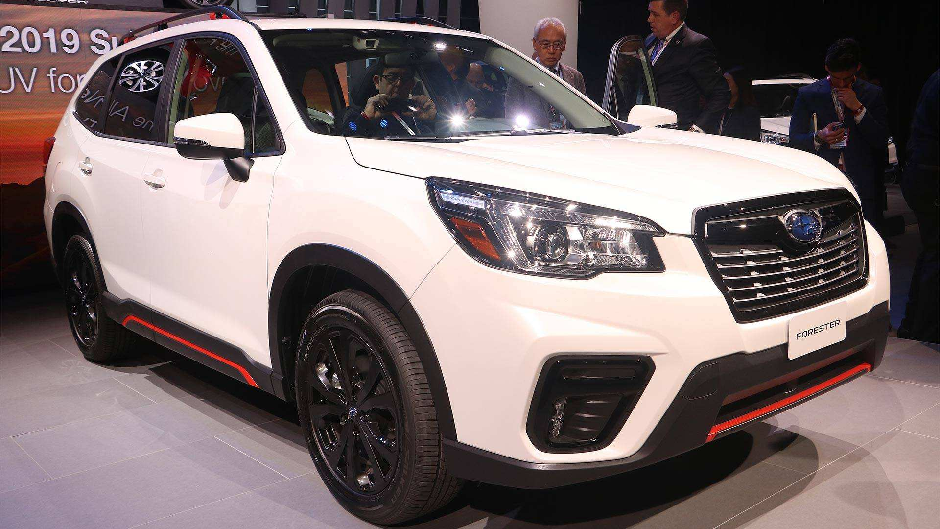 93 Great The Subaru 2019 Forester Specs Interior Rumors with The Subaru 2019 Forester Specs Interior