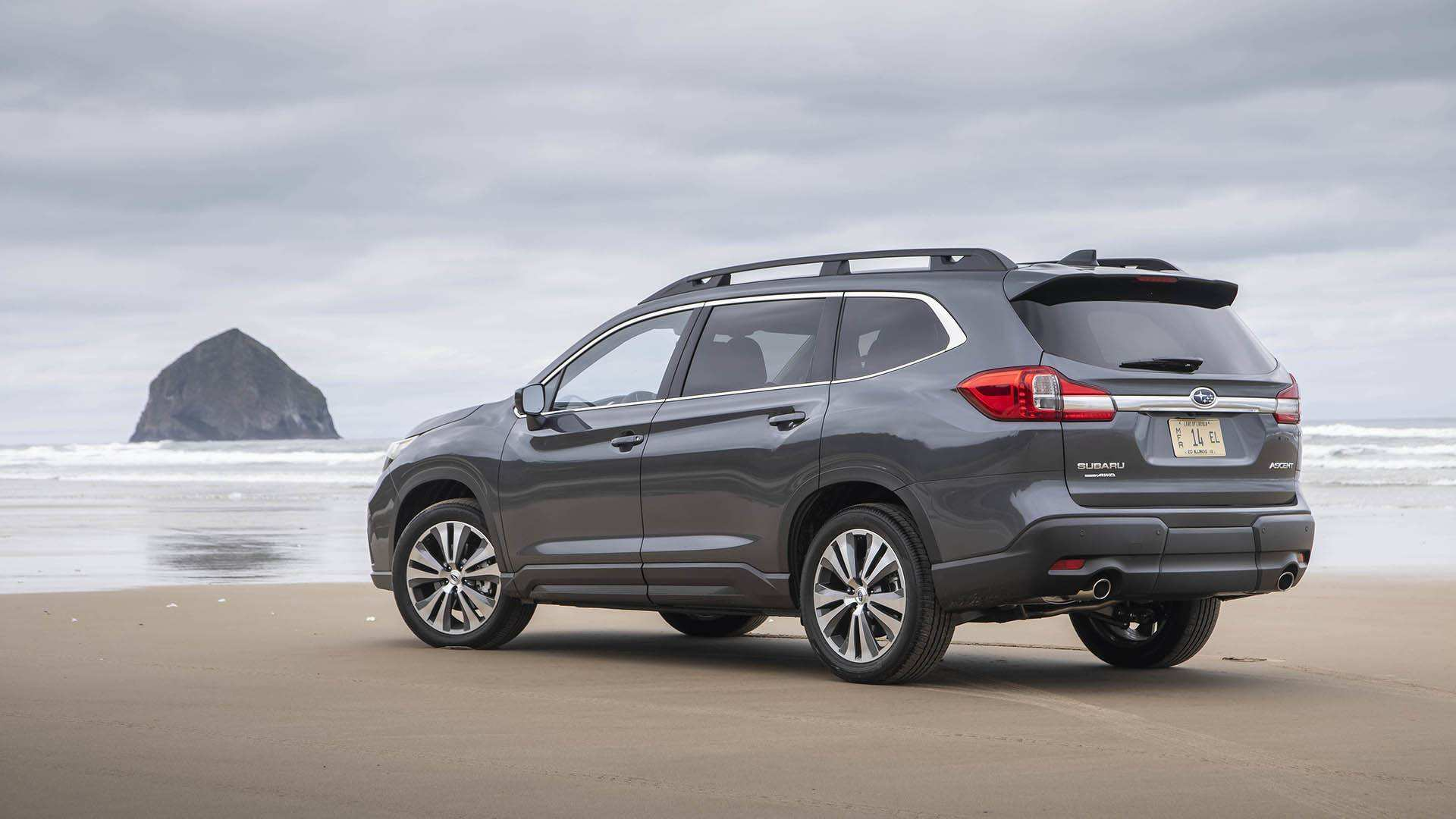 93 New New Subaru 2019 Ascent Colors Spy Shoot New Review by New Subaru 2019 Ascent Colors Spy Shoot
