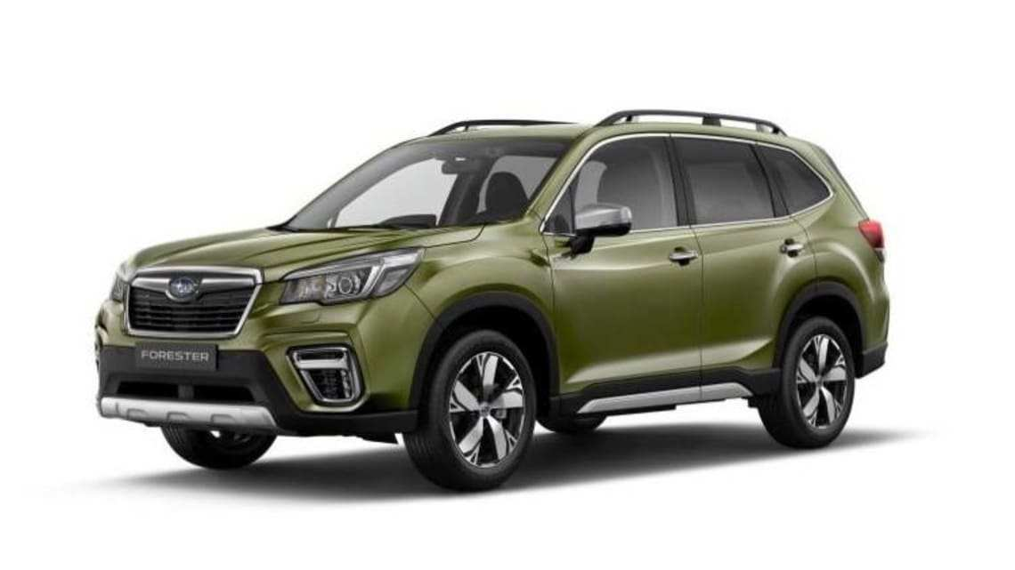 93 New Subaru Forester 2019 Hybrid Wallpaper by Subaru Forester 2019 Hybrid
