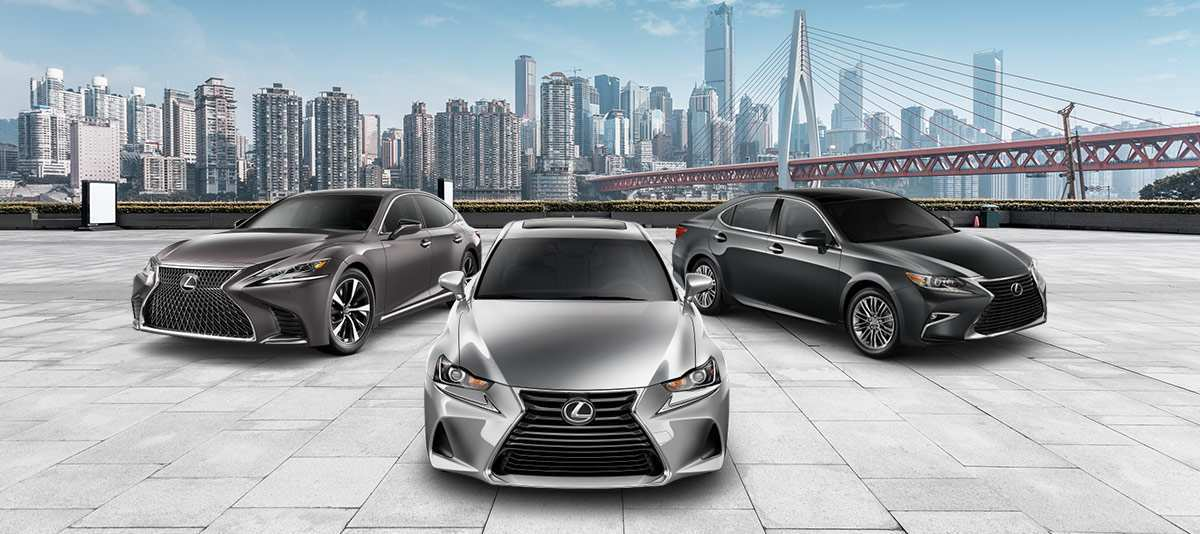 93 The Lexus 2019 Lineup Redesign for Lexus 2019 Lineup