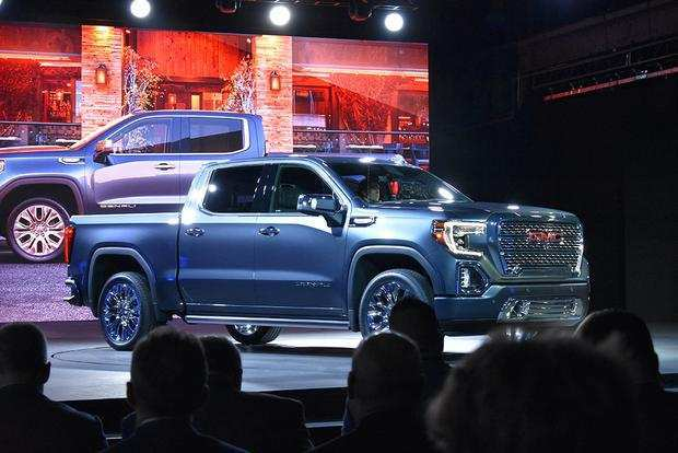93 The New Gmc Sierra 2019 Weight Redesign And Price First Drive for New Gmc Sierra 2019 Weight Redesign And Price