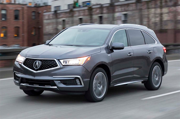 93 The The Acura Rdx 2019 Release Date Usa Spy Shoot Exterior and Interior for The Acura Rdx 2019 Release Date Usa Spy Shoot