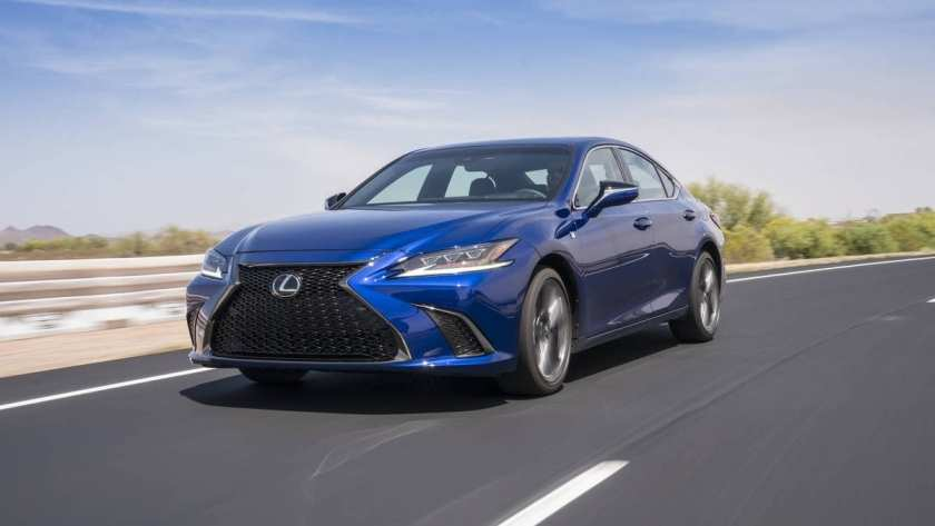 94 All New When Lexus 2019 Come Out Spesification with When Lexus 2019 Come Out