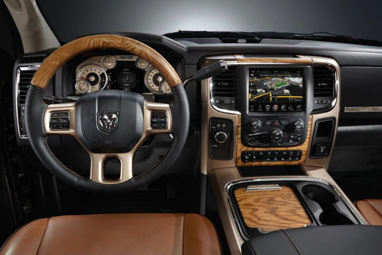 94 Best Review 2019 Dodge Ram Interior Redesign Spesification with 2019 Dodge Ram Interior Redesign