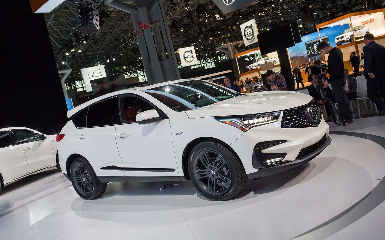 94 Best Review New Acura Rdx 2019 Exterior Colors Spy Shoot Images for New Acura Rdx 2019 Exterior Colors Spy Shoot