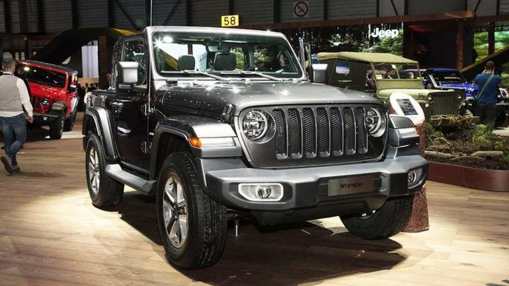 94 Best Review New Jeep 2019 Wrangler Colors Picture Release Date And Review Performance and New Engine for New Jeep 2019 Wrangler Colors Picture Release Date And Review