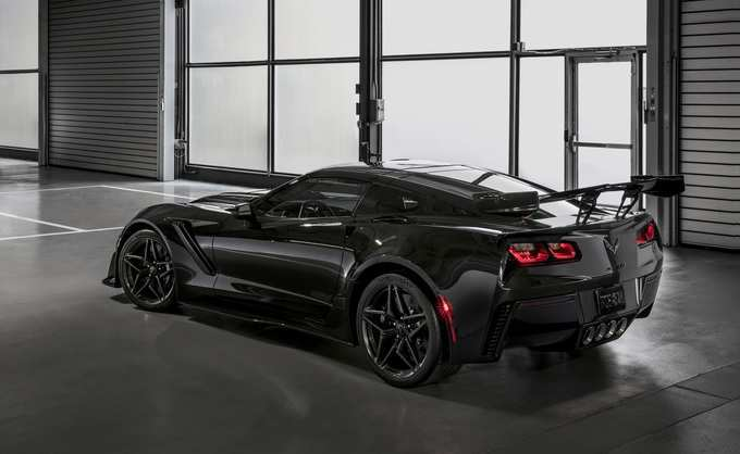 94 Concept of New 2019 Chevrolet Corvette Grand Sport Review Rumor Pricing for New 2019 Chevrolet Corvette Grand Sport Review Rumor