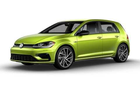 94 Concept of New 2019 Volkswagen R New Concept Exterior for New 2019 Volkswagen R New Concept