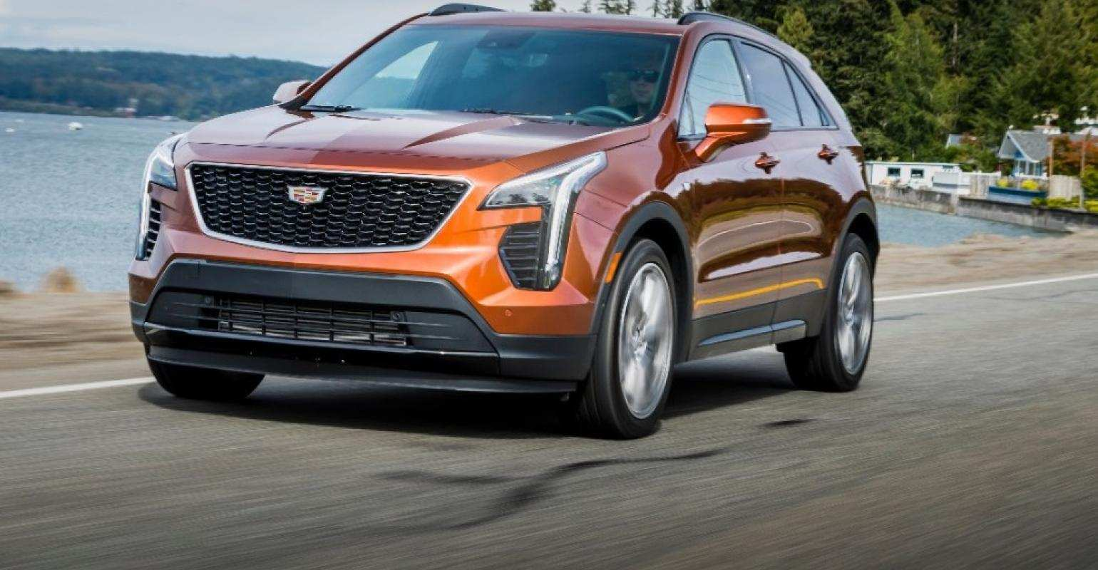 94 Concept of New Cadillac Xt4 2019 Images Engine New Review with New Cadillac Xt4 2019 Images Engine