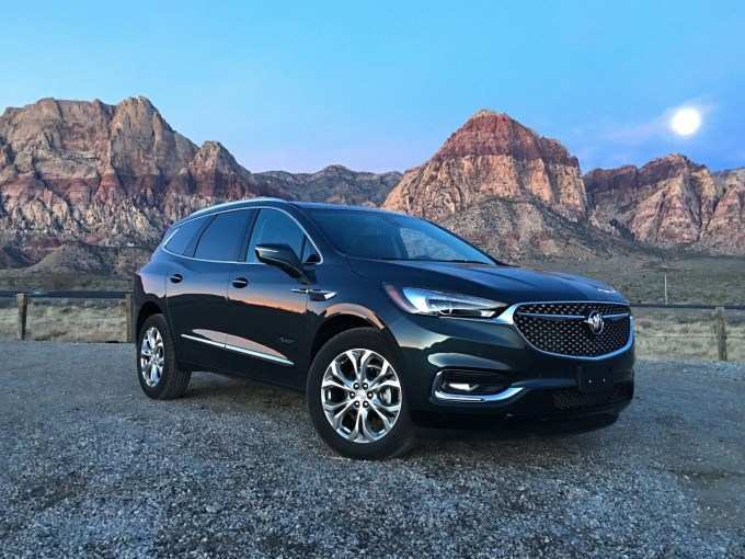 94 Concept of The 2019 Buick Enclave Wheelbase Review Release Date by The 2019 Buick Enclave Wheelbase Review