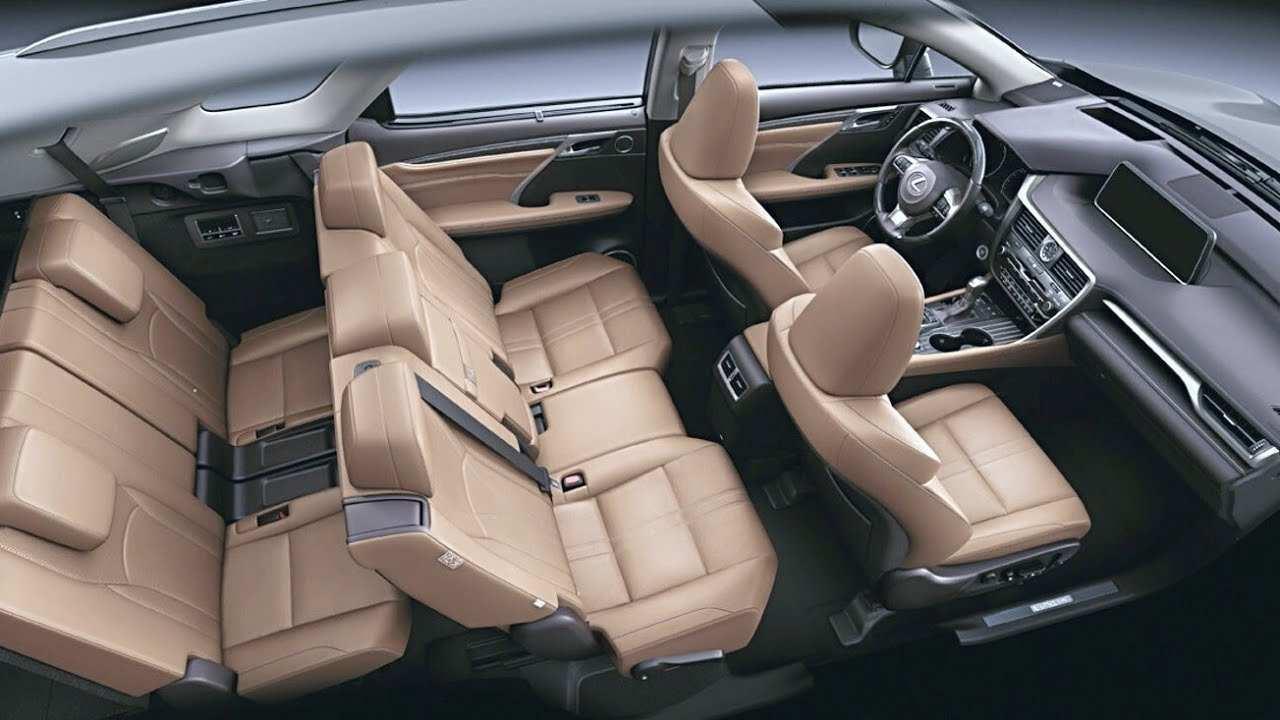 94 Concept of The 2019 Lexus Minivan New Review Concept by The 2019 Lexus Minivan New Review