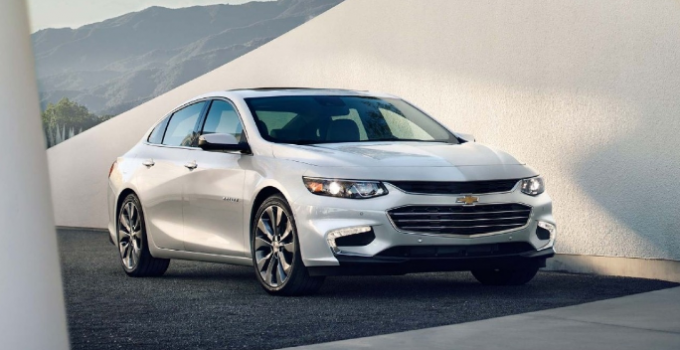94 Concept of The Chevrolet Malibu 2019 Price Rumors Concept for The Chevrolet Malibu 2019 Price Rumors