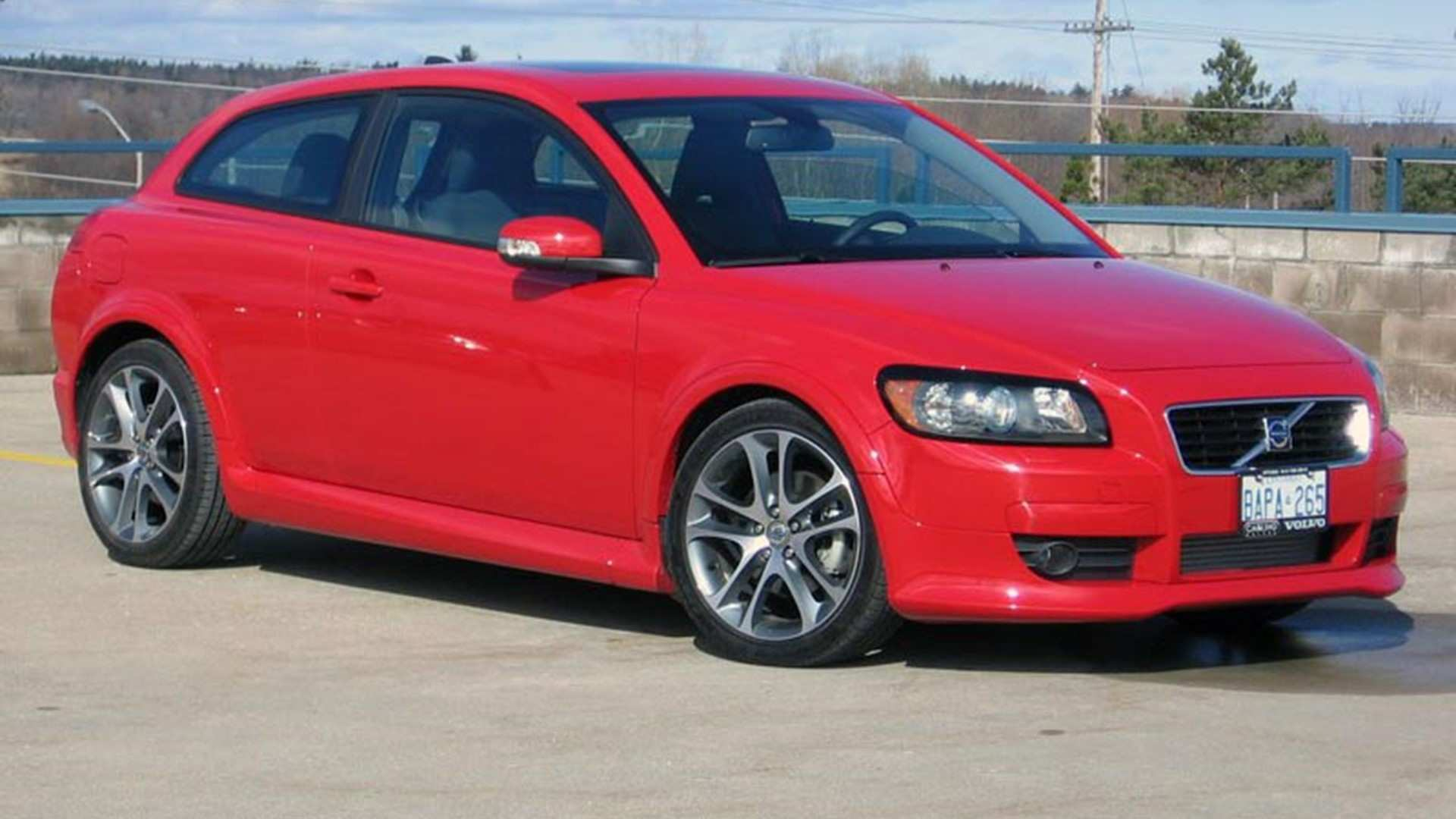 94 Concept of Volvo C30 2019 Performance Configurations with Volvo C30 2019 Performance