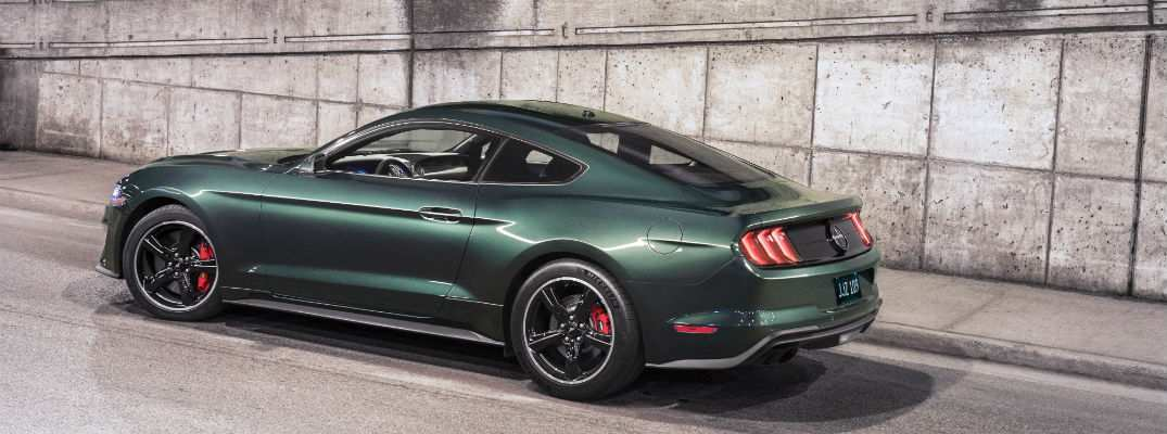 94 Gallery of Best 2019 Ford Mustang Bullitt Picture Release Date And Review Exterior and Interior by Best 2019 Ford Mustang Bullitt Picture Release Date And Review