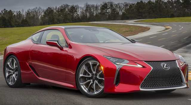 94 Gallery of Lc Lexus 2019 Performance and New Engine with Lc Lexus 2019
