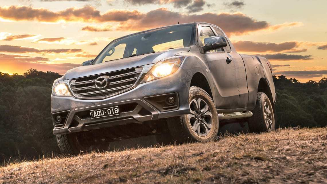 94 Gallery of Mazda Bt 50 Pro 2019 Review Pricing with Mazda Bt 50 Pro 2019 Review