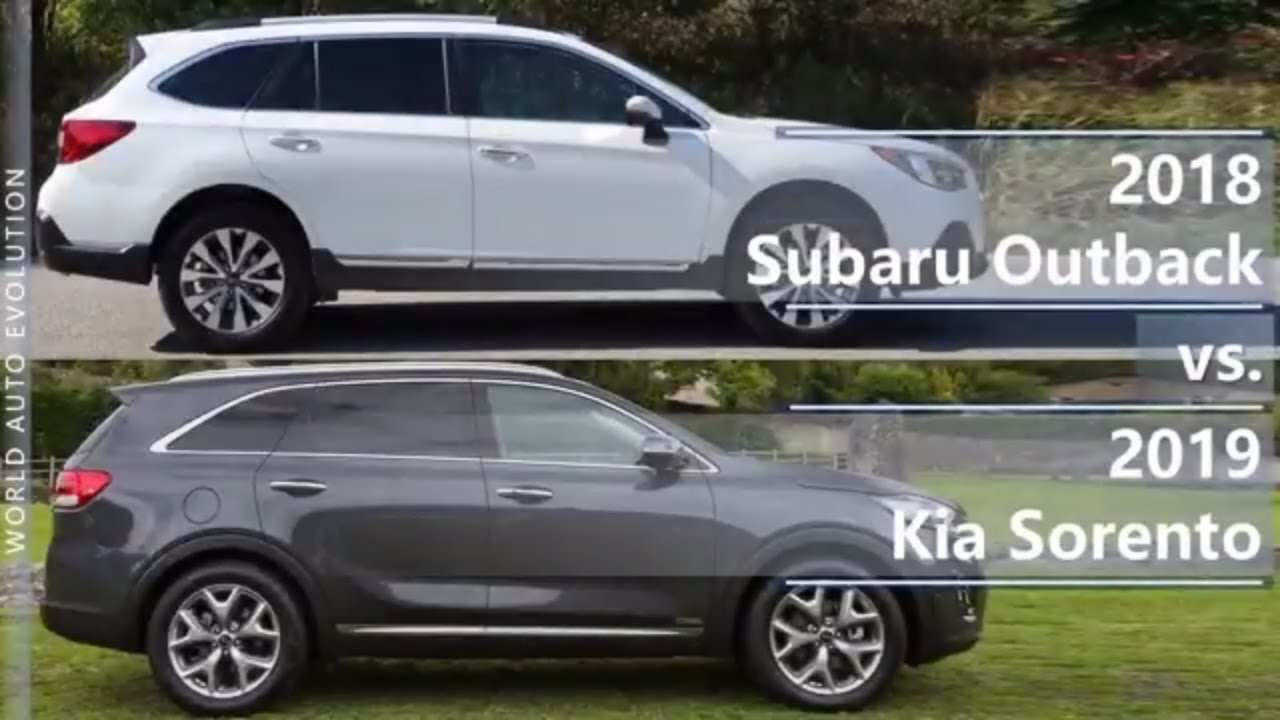 94 Gallery of New 2019 Kia Sorento Vs Subaru Ascent Release Date And Specs Spesification by New 2019 Kia Sorento Vs Subaru Ascent Release Date And Specs