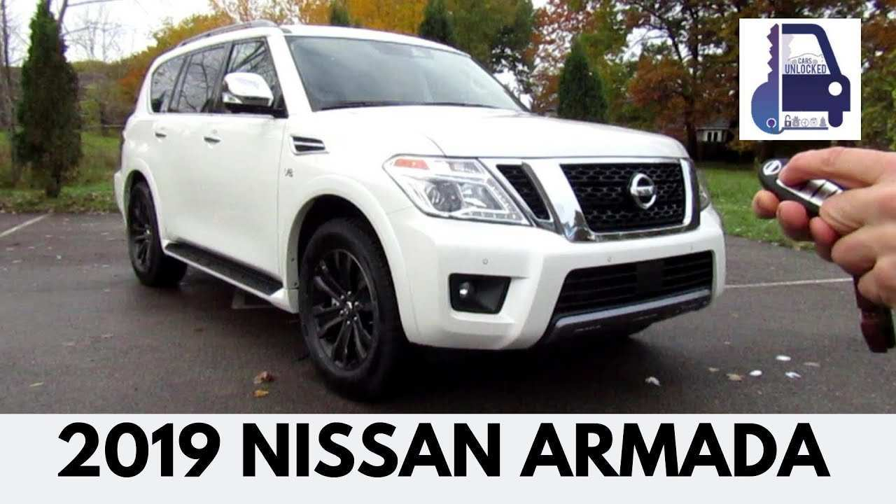94 Gallery of Nissan Armada 2019 Overview Release by Nissan Armada 2019 Overview