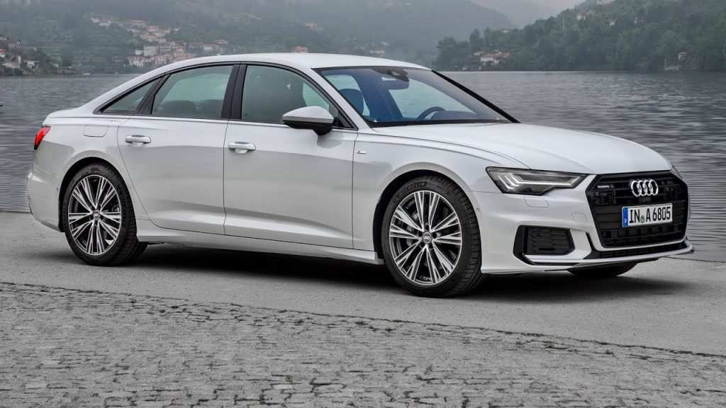 94 Gallery of Review Audi 2019 A6 New Interior First Drive for Review Audi 2019 A6 New Interior