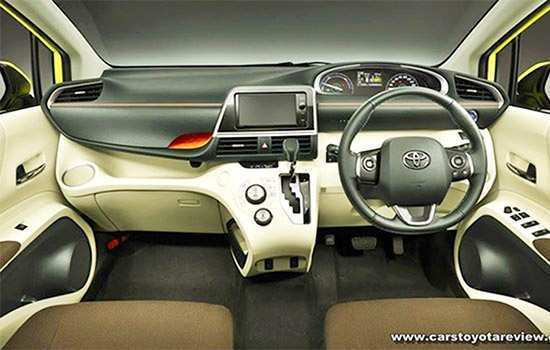 94 Gallery of Sienta Toyota 2019 New Interior Review with Sienta Toyota 2019 New Interior
