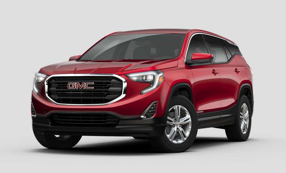 94 Gallery of The 2019 Gmc Lease Exterior New Review by The 2019 Gmc Lease Exterior