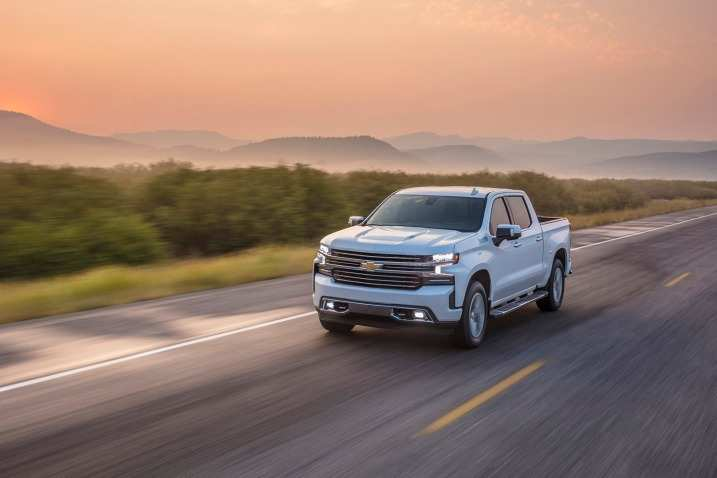 94 Great New 2019 Chevrolet Silverado Aluminum First Drive Images with New 2019 Chevrolet Silverado Aluminum First Drive
