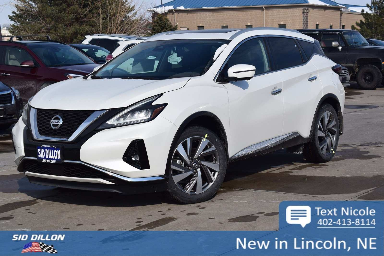 94 Great New Murano Nissan 2019 Picture Review by New Murano Nissan 2019 Picture