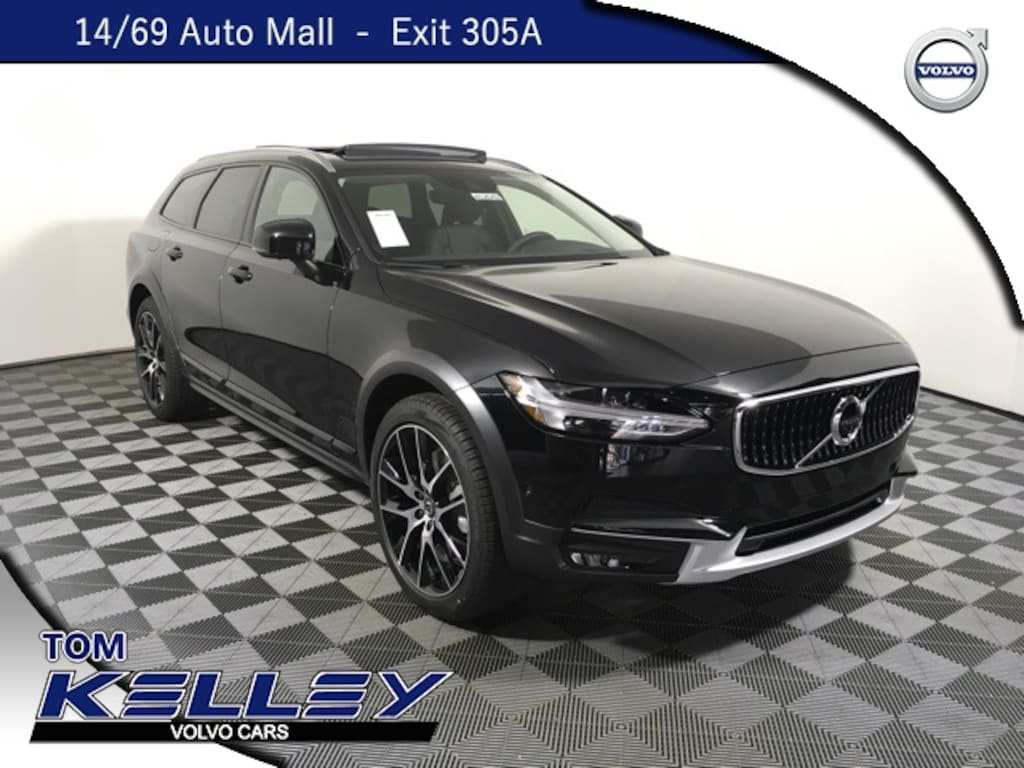 94 Great New Volvo 2019 V90 Cross Country Overview And Price Interior for New Volvo 2019 V90 Cross Country Overview And Price