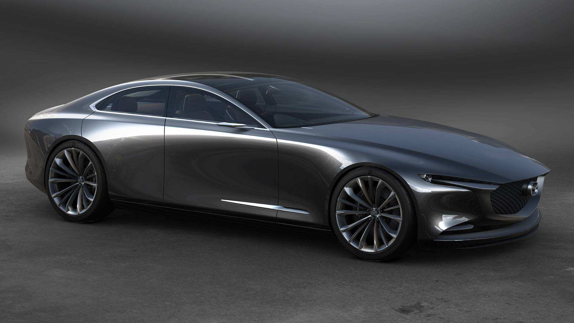 94 Great The 2019 Mazda Vision Coupe Price Concept Engine for The 2019 Mazda Vision Coupe Price Concept