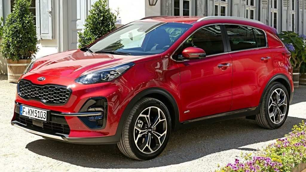 94 Great The Santa Fe Kia 2019 Rumors Model with The Santa Fe Kia 2019 Rumors