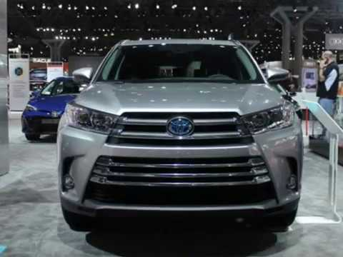 94 Great The Toyota Highlander 2019 Redesign Concept Configurations by The Toyota Highlander 2019 Redesign Concept