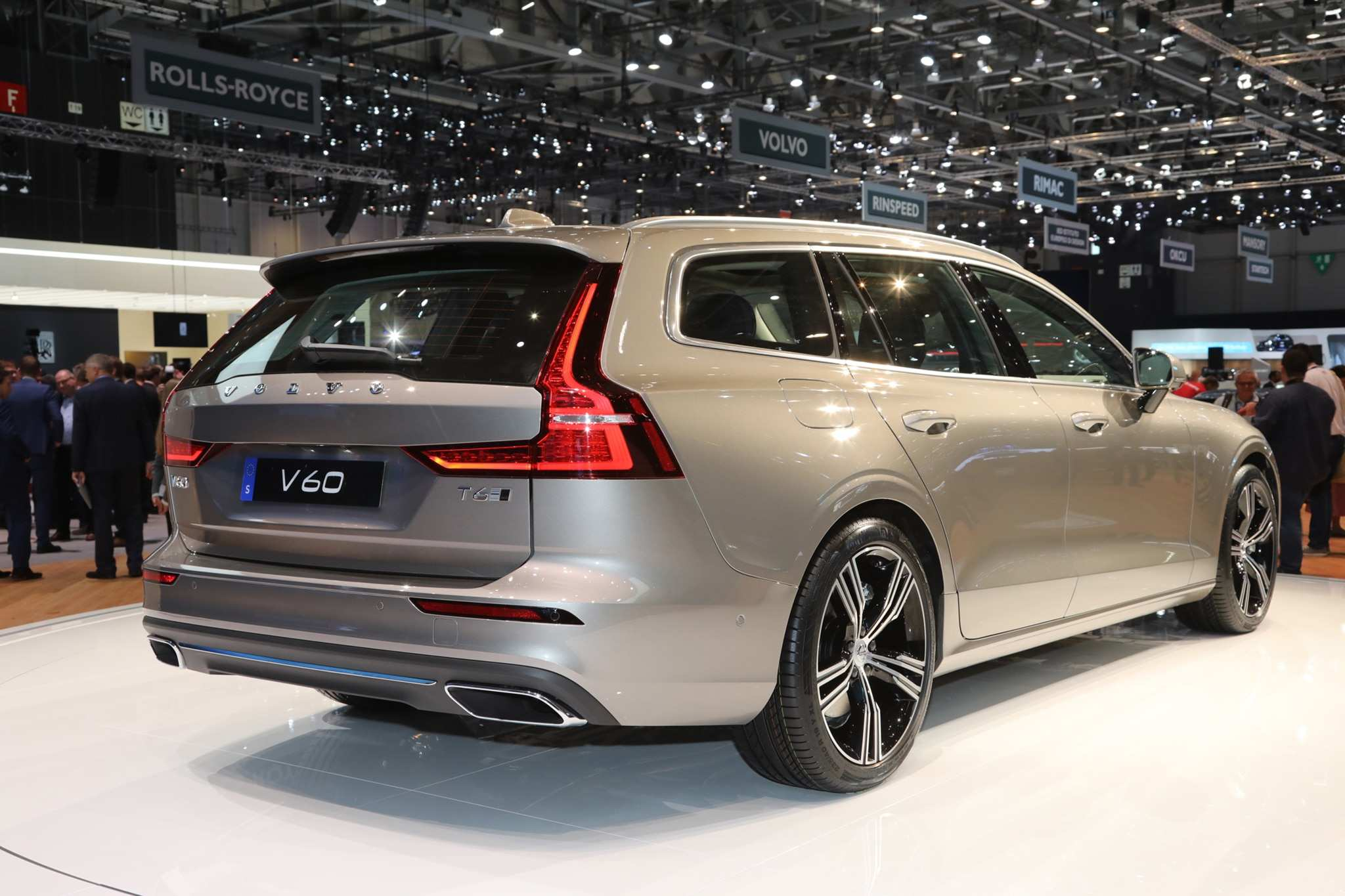 94 Great Volvo V60 2019 Model for Volvo V60 2019