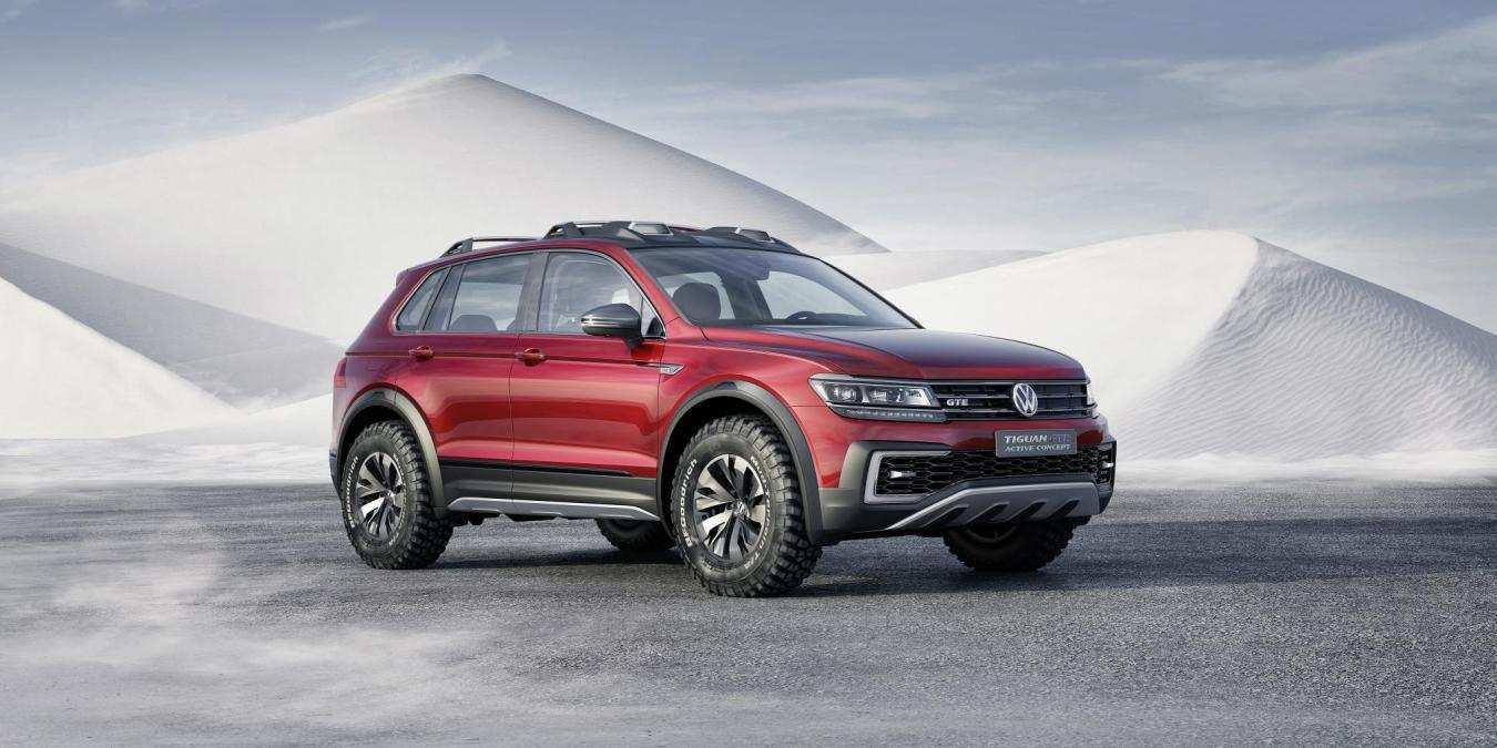 94 New Best Volkswagen 2019 Tiguan Concept Specs by Best Volkswagen 2019 Tiguan Concept