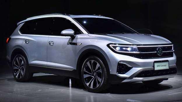 94 New Crossover Volkswagen 2019 Concept Configurations by Crossover Volkswagen 2019 Concept