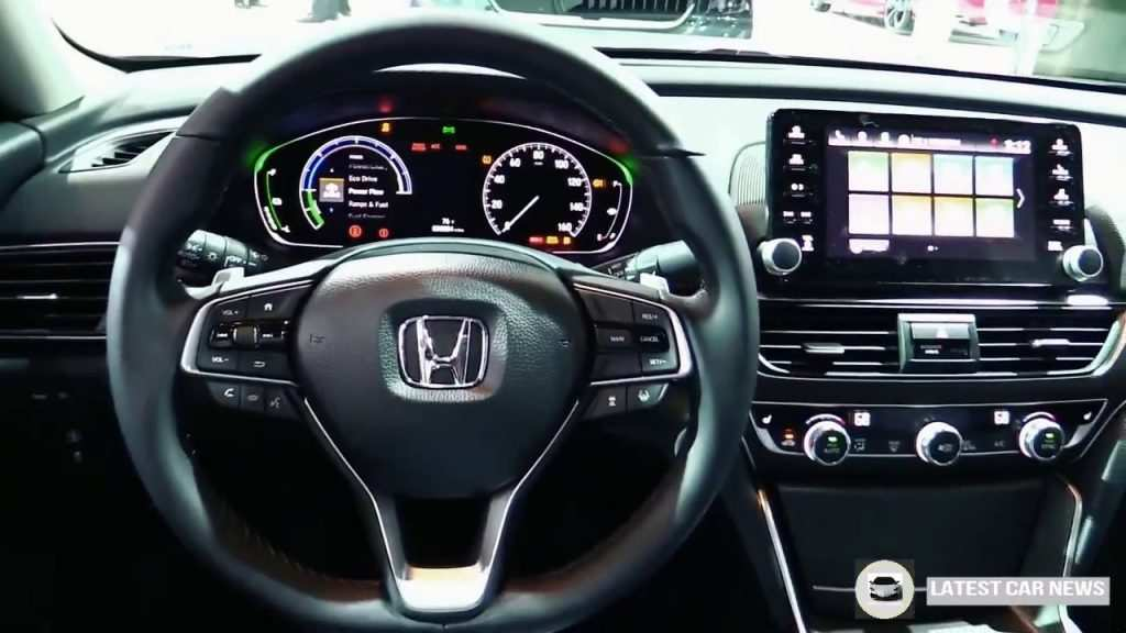 94 New New Honda Accord Hybrid 2019 Price And Release Date Spesification for New Honda Accord Hybrid 2019 Price And Release Date
