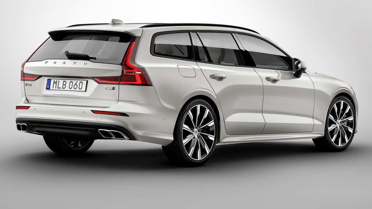 94 New Volvo 2019 V60 Review Interior Exterior And Review Research New for Volvo 2019 V60 Review Interior Exterior And Review