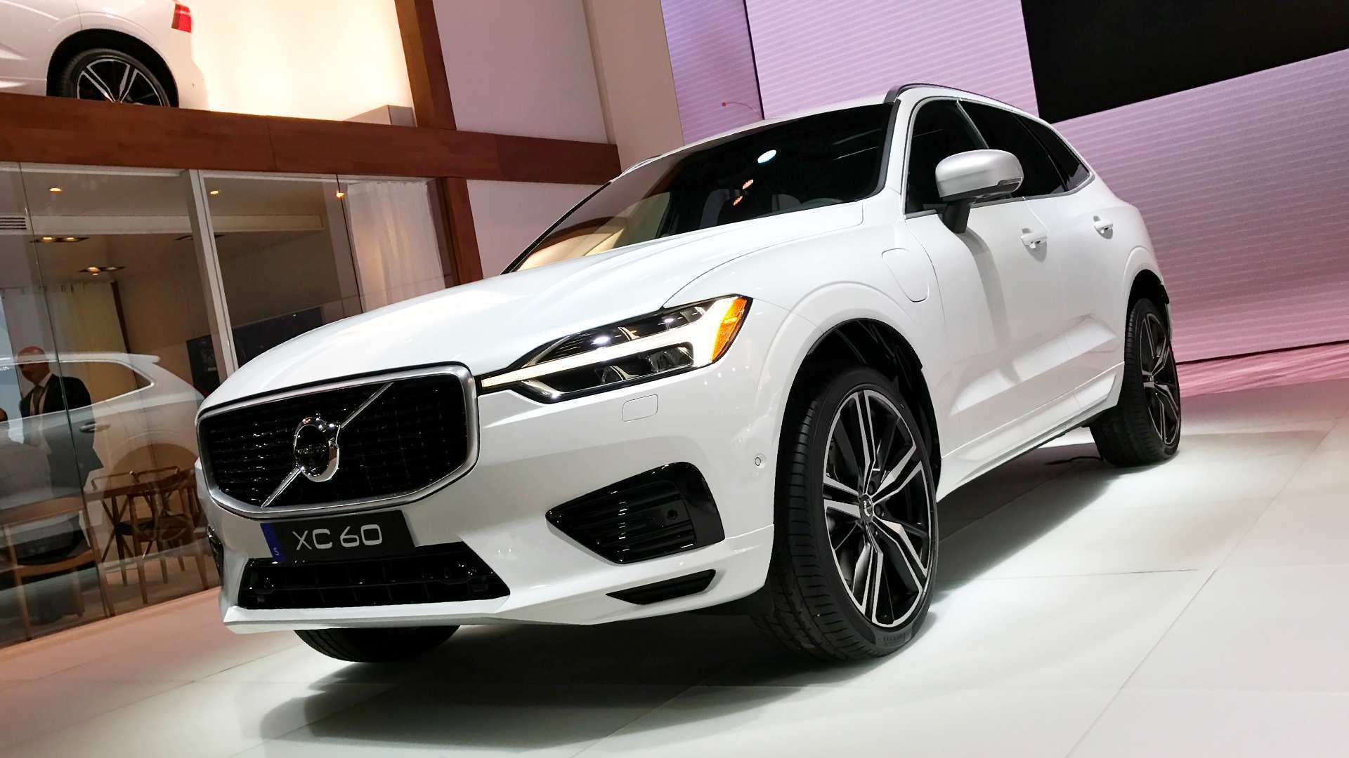 94 The Best Volvo 2019 Xc60 Review Exterior Interior with Best Volvo 2019 Xc60 Review Exterior