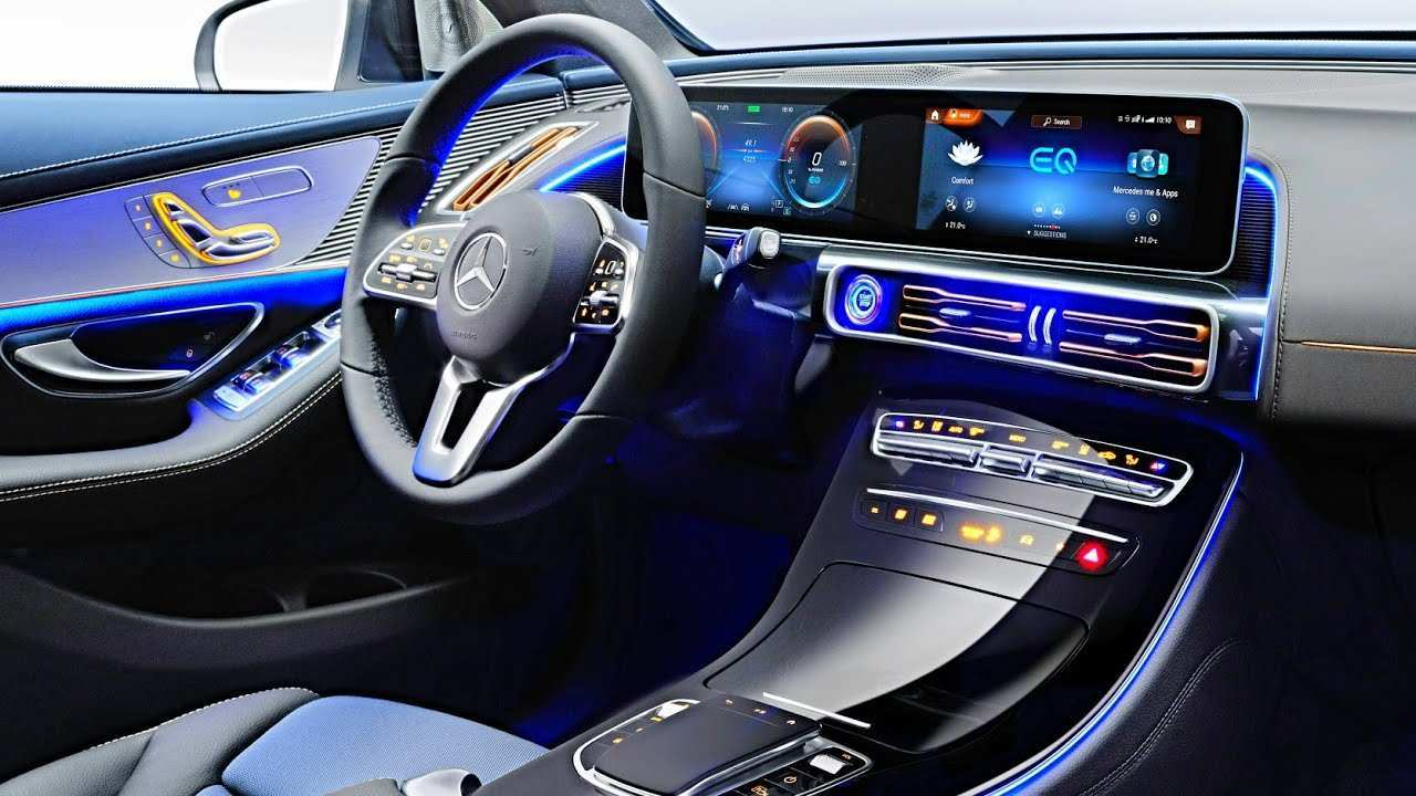 94 The Mercedes Benz Eqc 2019 History by Mercedes Benz Eqc 2019