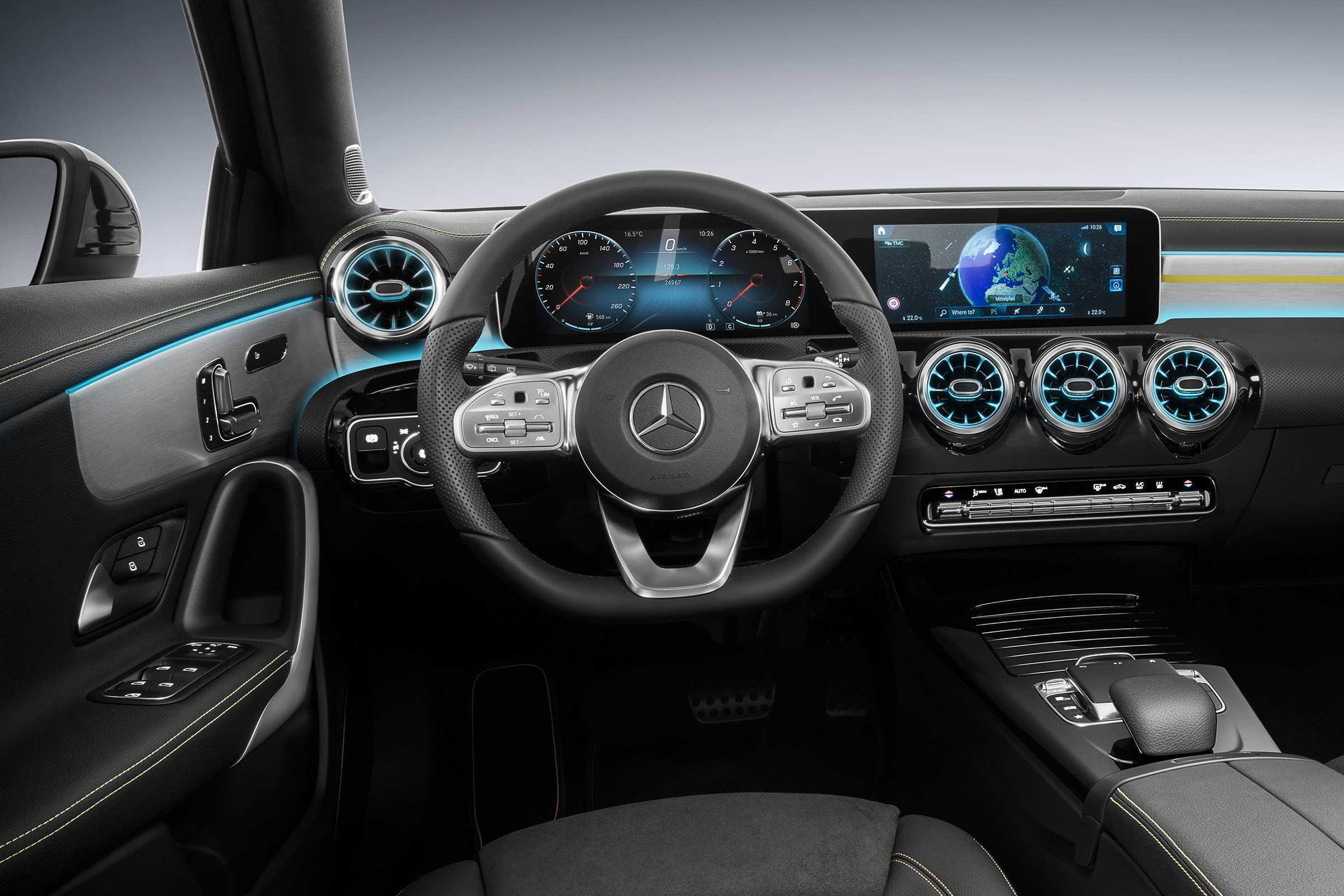 94 The Mercedes C 2019 Interior Picture for Mercedes C 2019 Interior