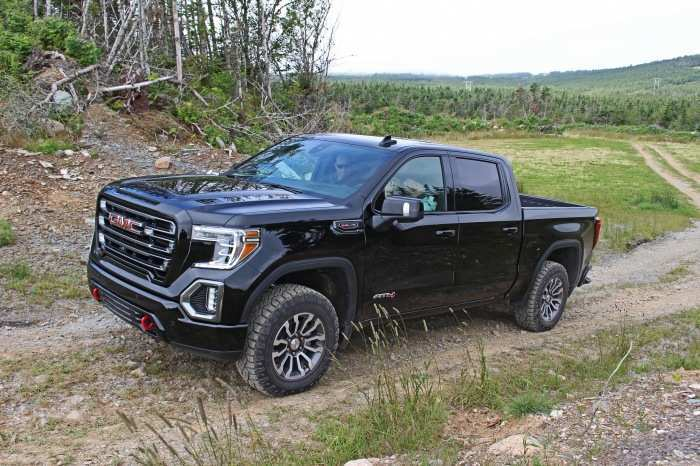 94 The New Gmc 2019 Sierra 1500 First Drive Configurations by New Gmc 2019 Sierra 1500 First Drive