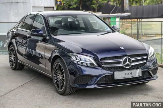 95 All New 2019 Mercedes C Class Facelift Price Pricing with 2019 Mercedes C Class Facelift Price