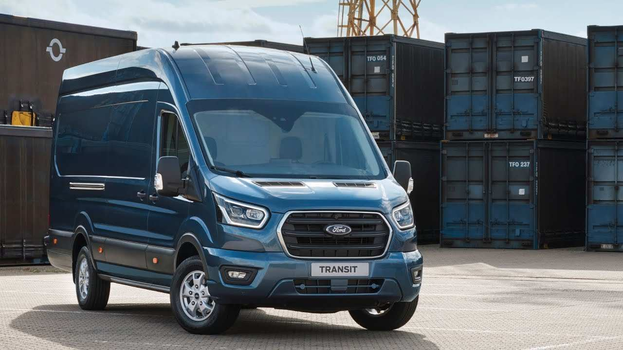95 All New Ford Transit 2019 Changes Redesign Price And Review Overview for Ford Transit 2019 Changes Redesign Price And Review