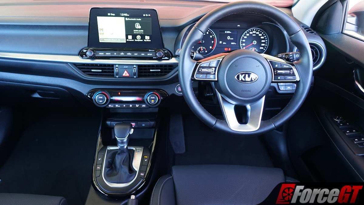 95 All New Kia Cerato 2019 Interior Interior with Kia Cerato 2019 Interior