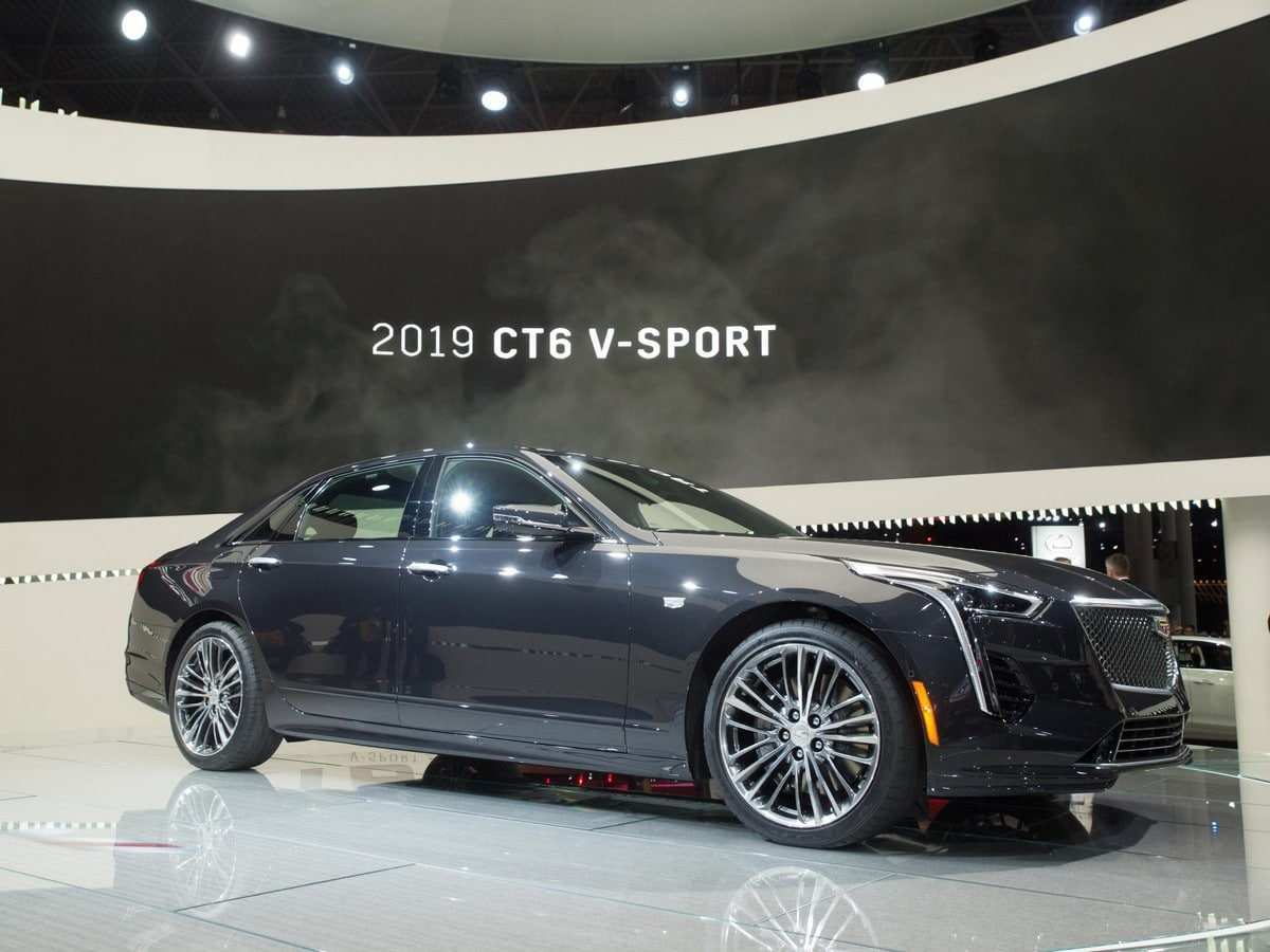 95 All New New Cadillac Ct6 V Sport 2019 Picture Release Date And Review Overview by New Cadillac Ct6 V Sport 2019 Picture Release Date And Review