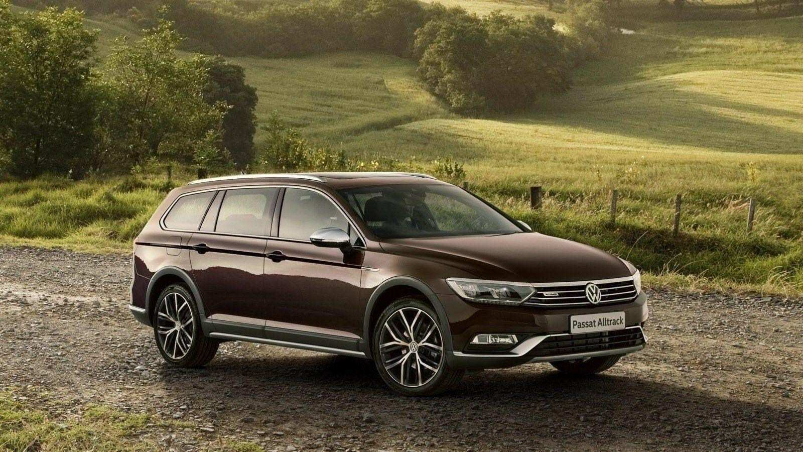 Passat Alltrack Usa >> 95 All New The 2019 Volkswagen Passat Usa Release Specs And