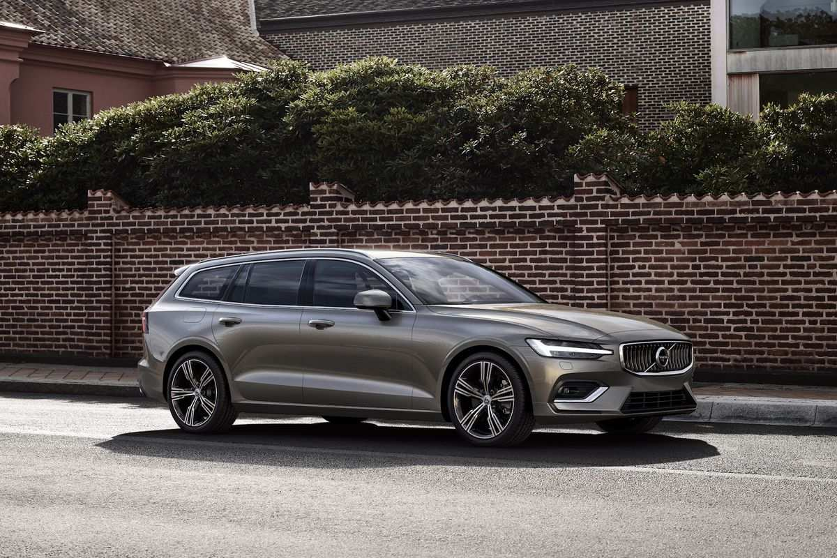 95 All New Volvo V60 2019 New Concept for Volvo V60 2019