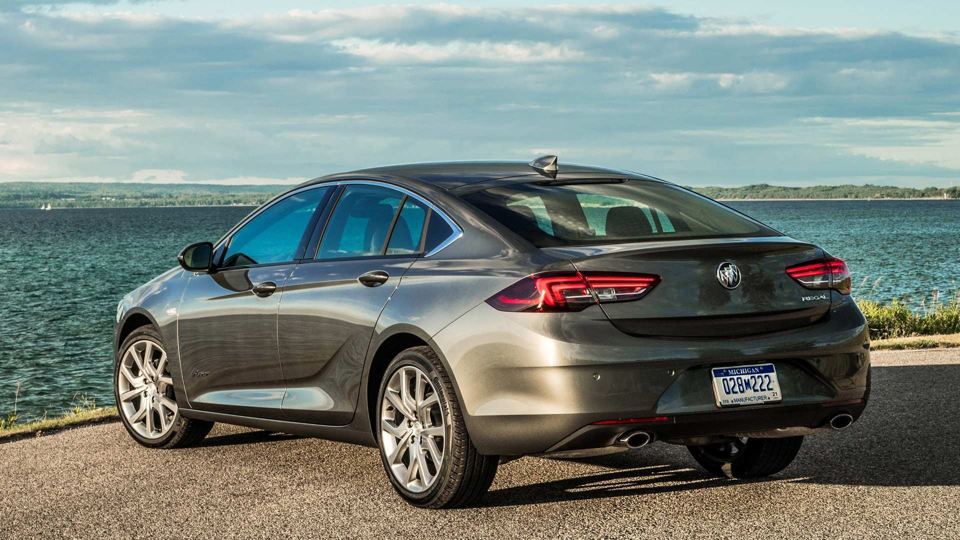 95 Best Review 2019 Buick Regal Avenir First Drive Wallpaper with 2019 Buick Regal Avenir First Drive